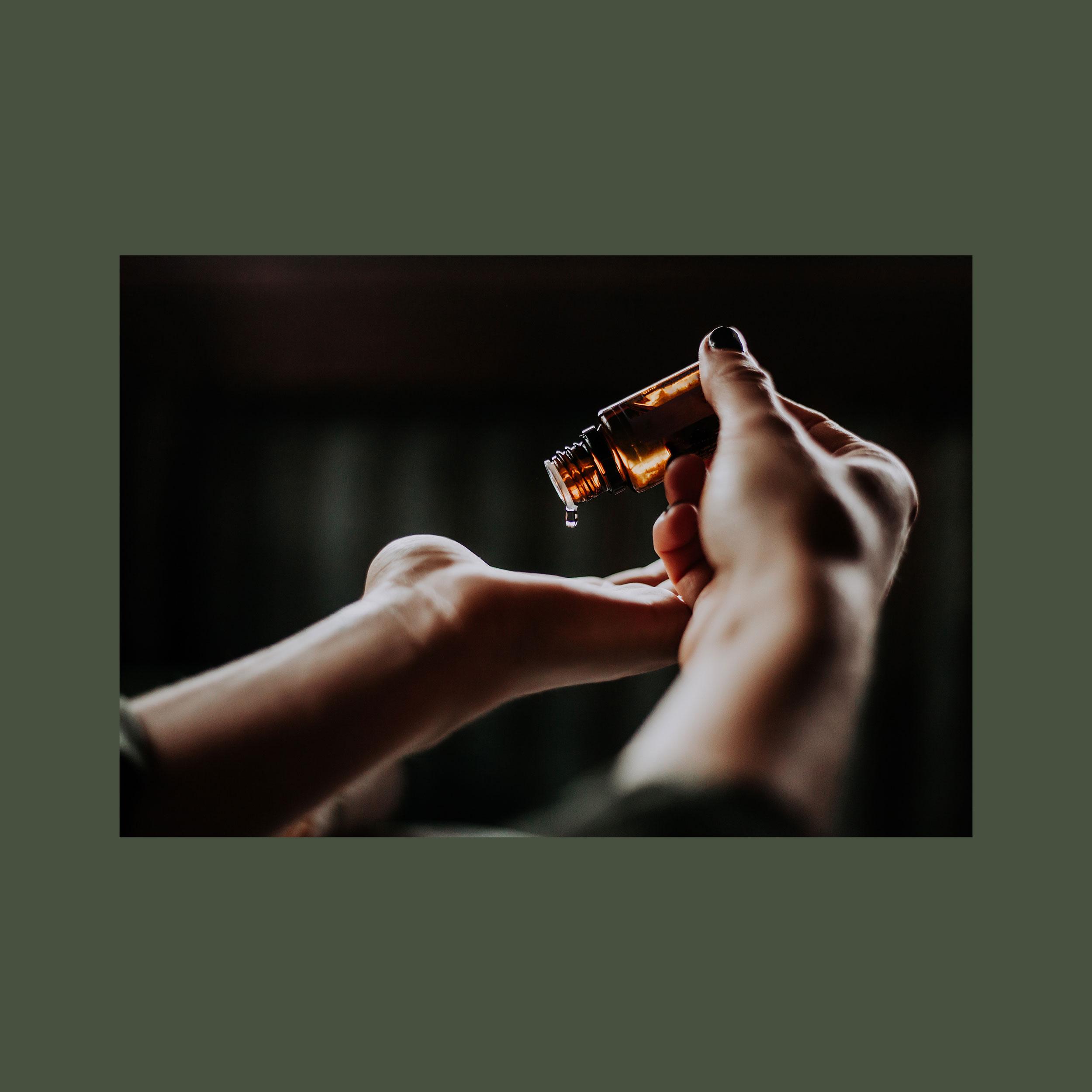 The PowerOf NaturalPerfume - Botanical based perfumes, perfectedover years, bringing both emotionaland physical healing properties.