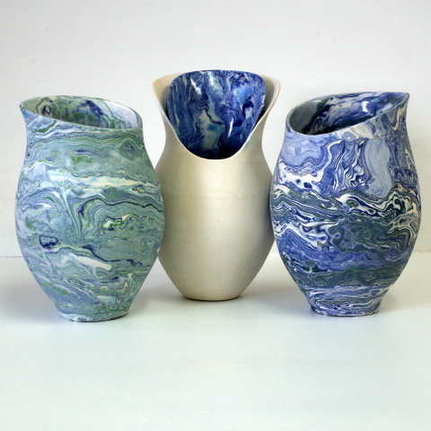 Pottery classes with Patrick Nash - These classes offer an Introduction to throwing on the potters wheel and handbuilding methods, ie coiled pottery and slabbed work.