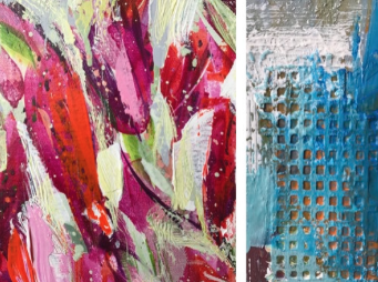 #texture - A collection of new urban and floral paintings exploring surface by Richard Knight31st October to 4th November 2017Private View: 1st November, 5.30pm - 9pmA&D Gallery, Marylebone, 51 Chiltern Street W1U 6LY