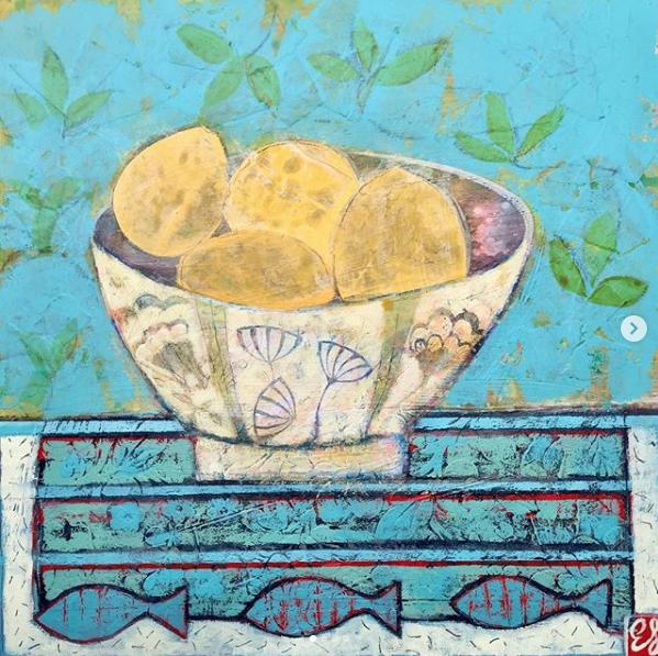 Lemon Leaves , Emma Forrester