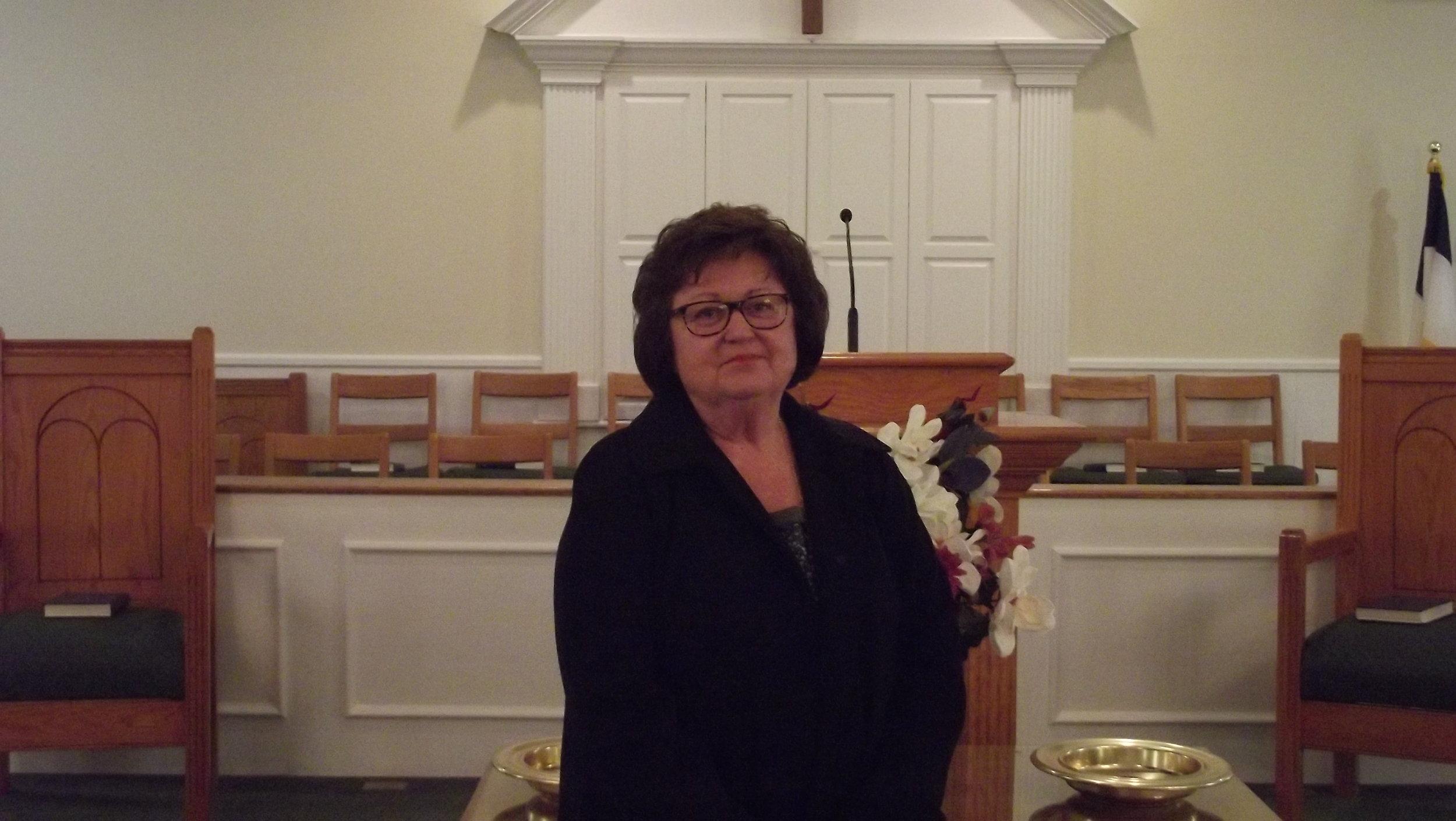 Gail Branham Children's Director