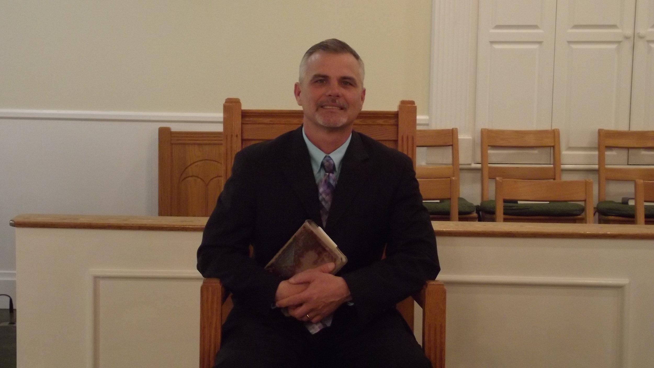 Rev. Todd Gandy  Pastor