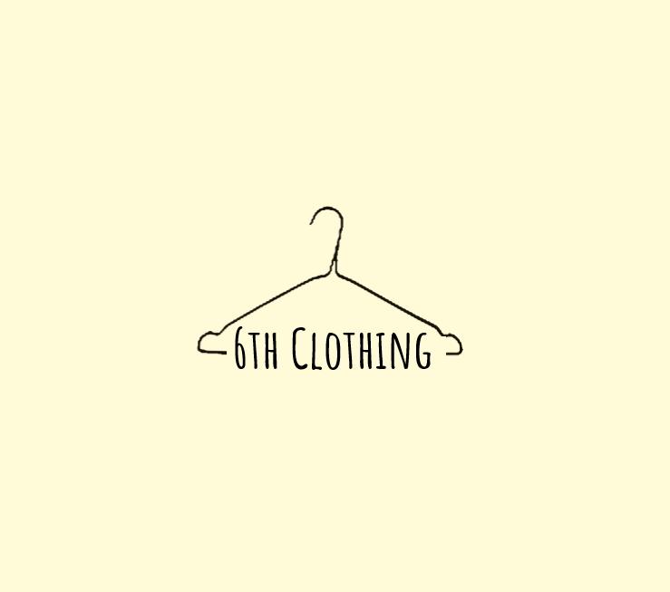 6th Clothing tarjoaa vaatteita persoonallisilla painatuksilla.