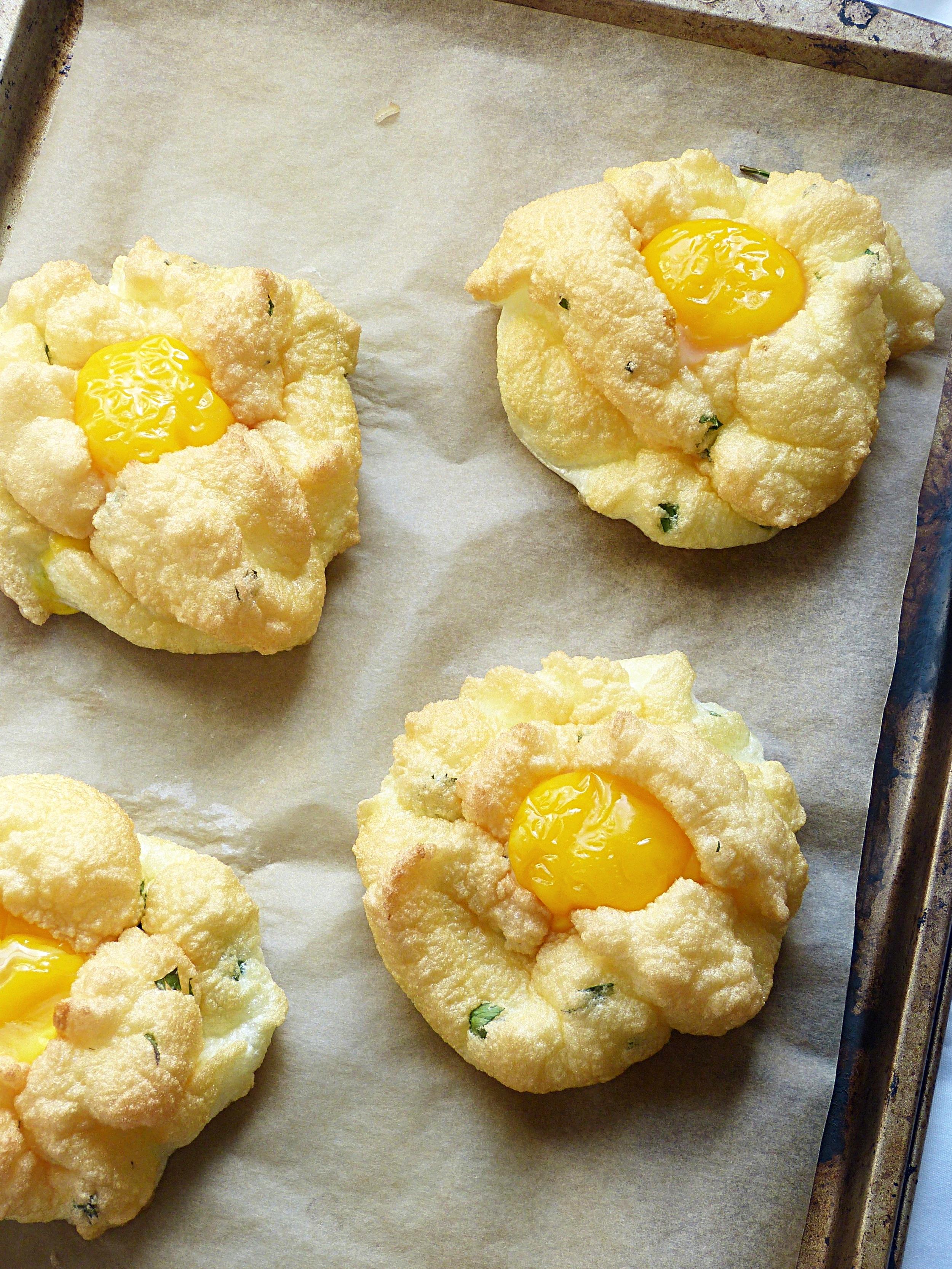 Cloud Eggs -