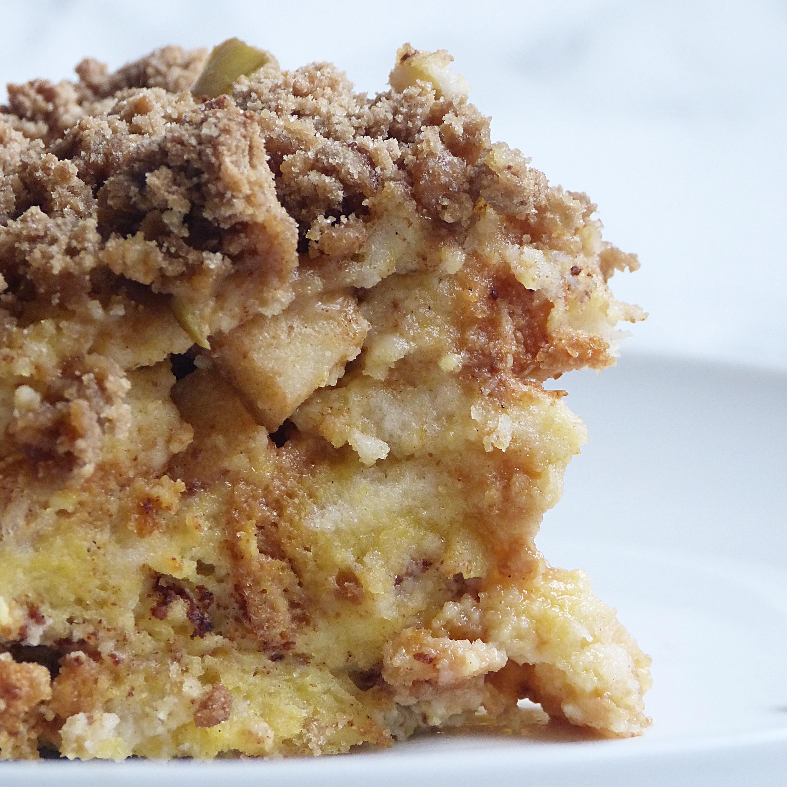 Gluten-Free Apple Pie French Toast Bake -