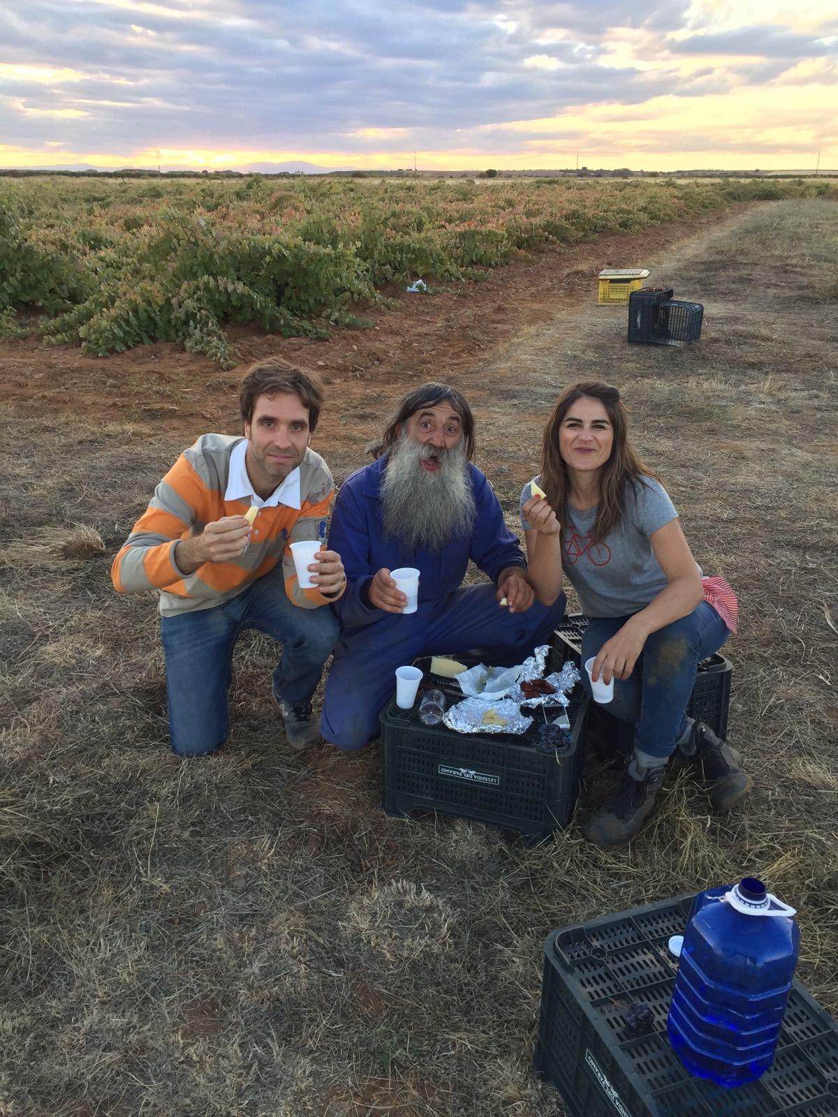 Noelia Vendimia, Eduardo, Gerardo.jpg