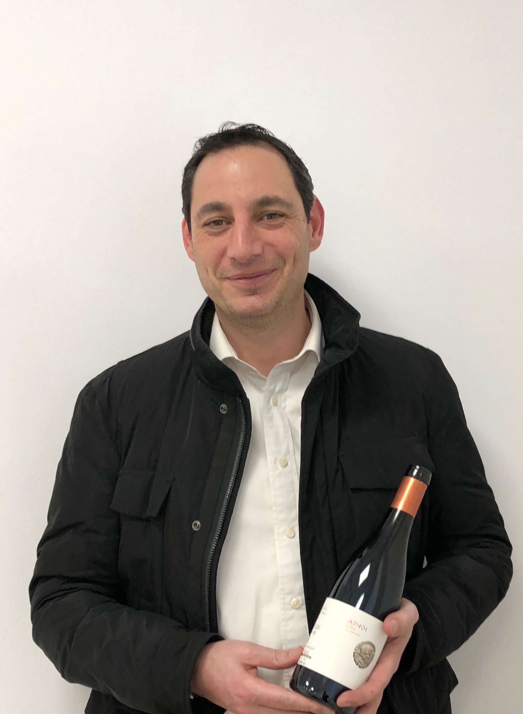 Winemakers   Diego Morcillo
