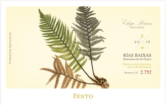 Fento 'Plurivarietal' Blanco Blend