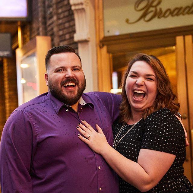 Such a happy couple!! Congrats Chris & Ashley!!!
