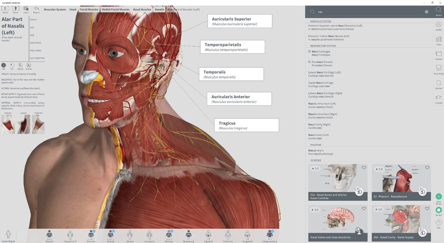 Example of Complete Anatomy (Photo source:https://mspoweruser.com/popular-ios-app-complete-anatomy-now-available-download-windows-store/)