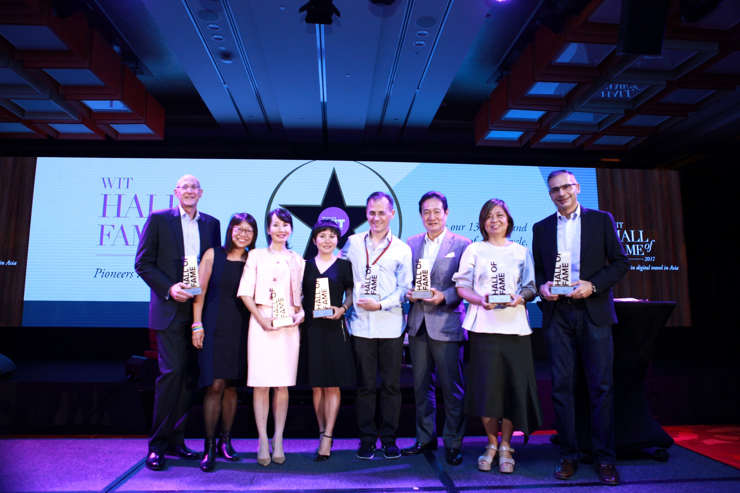 Each year, we will recognise more individuals and companies who have left their mark on travel in APAC.