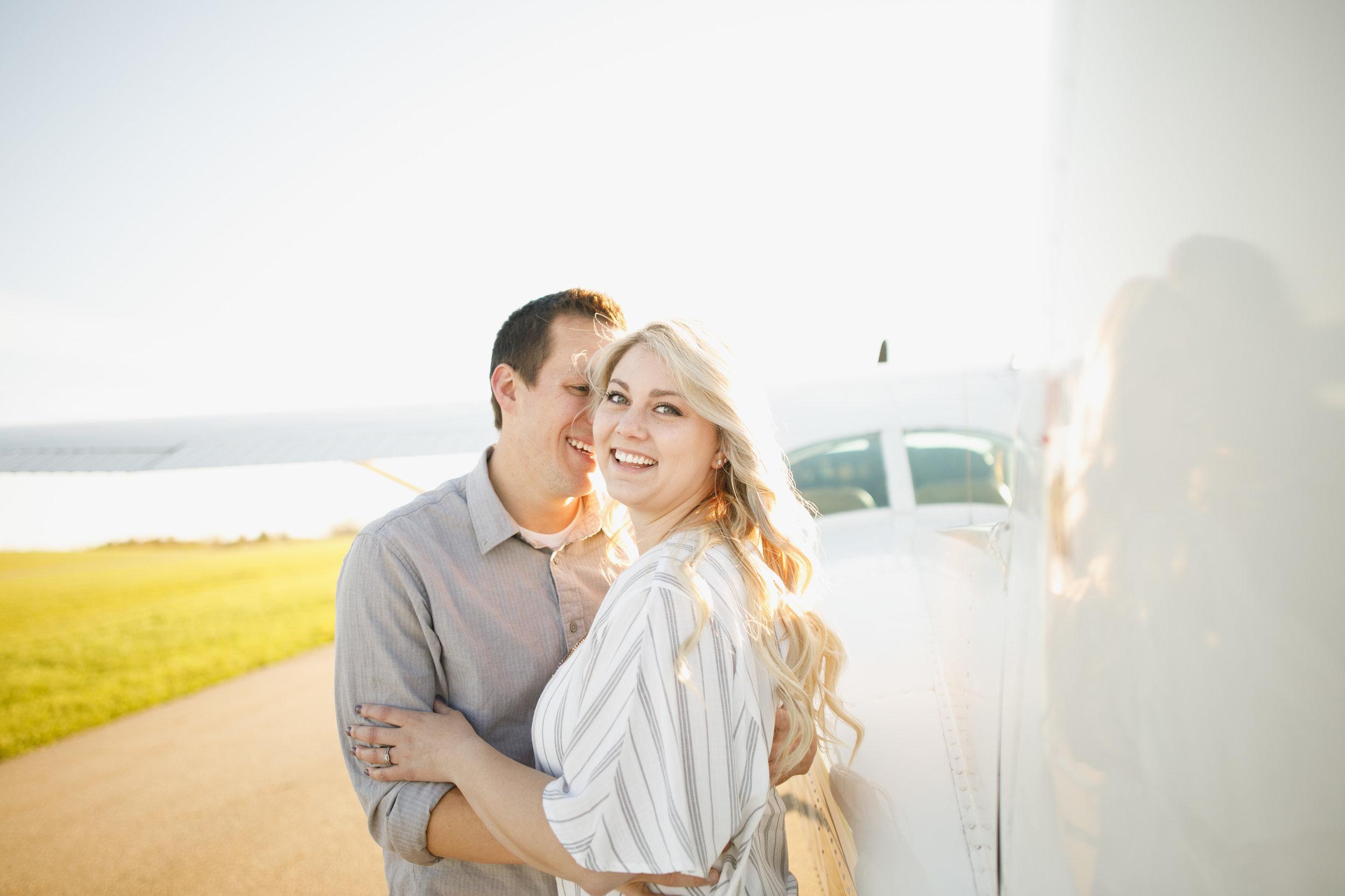Grand Rapids Photographer - J Darling Photo - jessica darling - grand rapids wedding photographer - sparta airport - sparta michigan - jasmine and jeff engaged 023.jpg