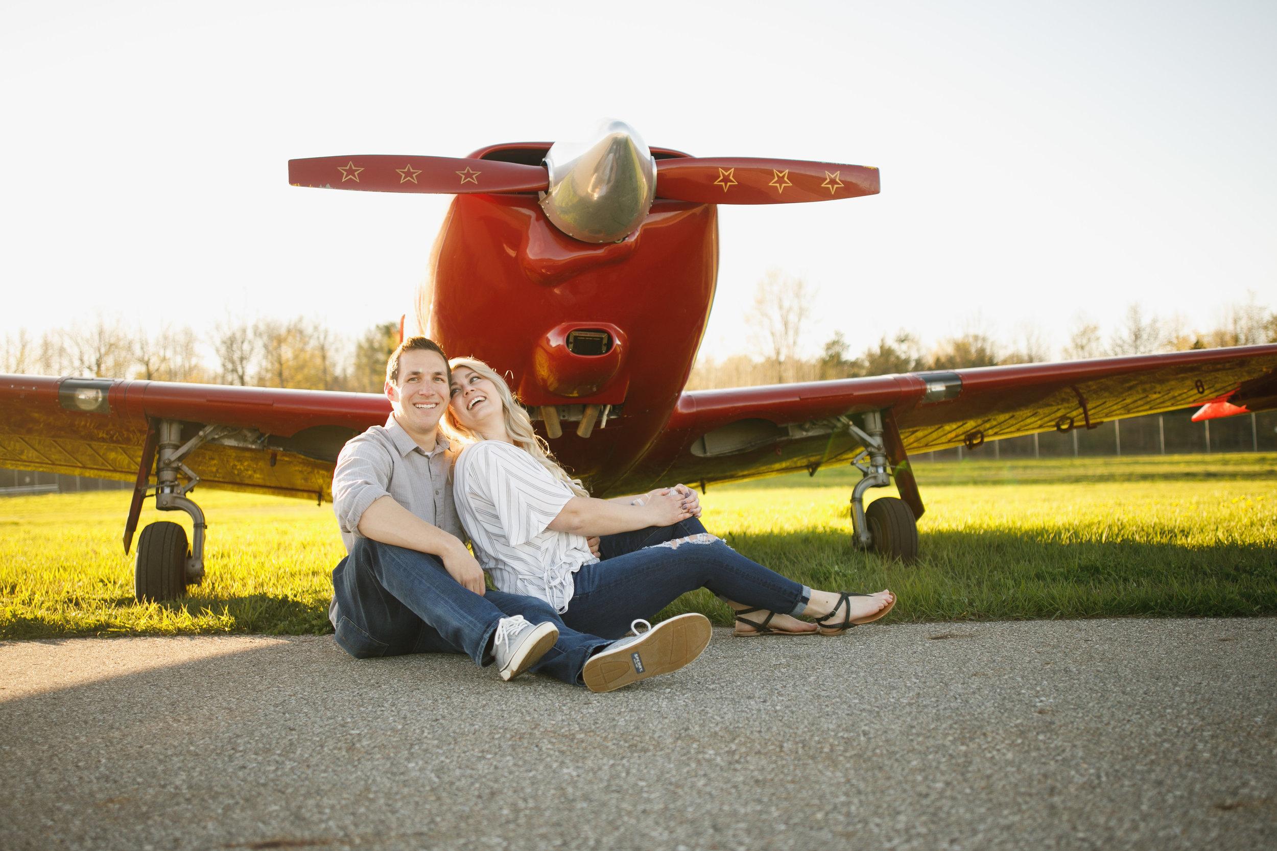 Grand Rapids Photographer - J Darling Photo - jessica darling - grand rapids wedding photographer - sparta airport - sparta michigan - jasmine and jeff engaged 026.jpg