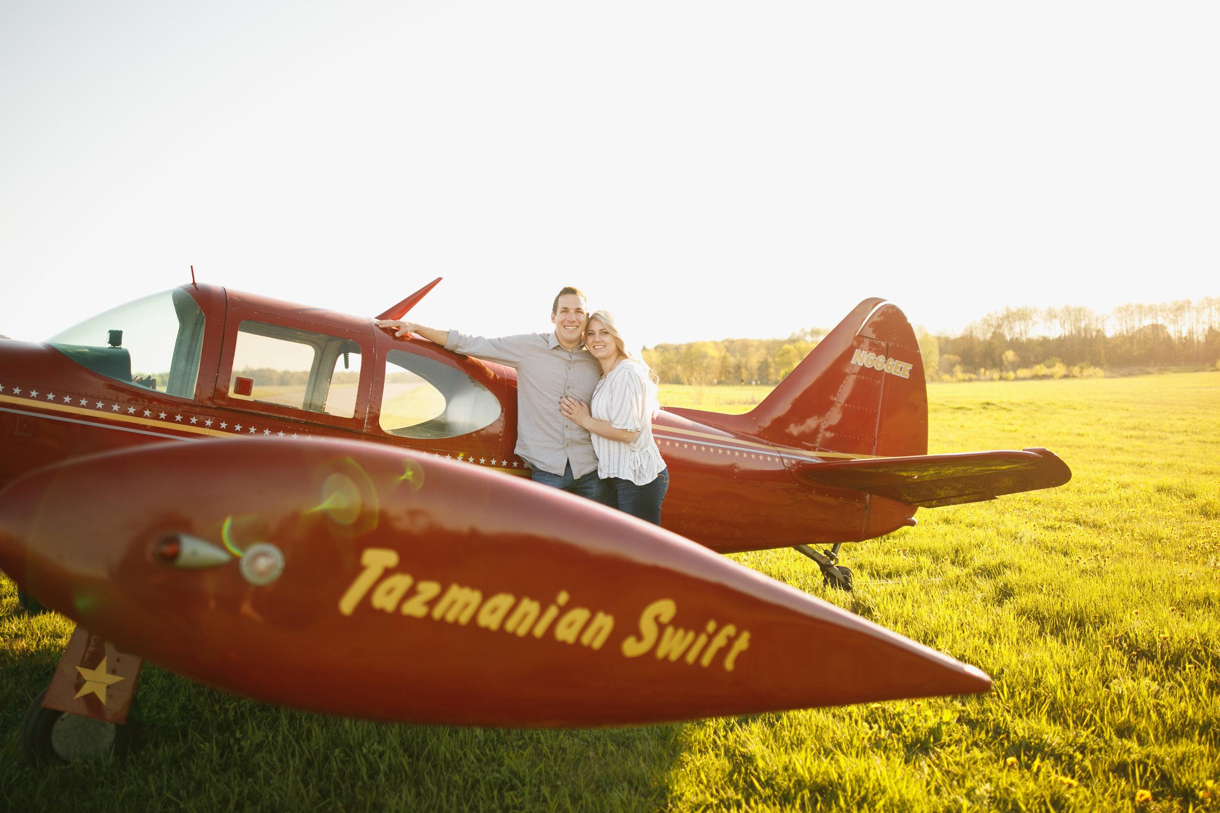 Grand Rapids Photographer - J Darling Photo - jessica darling - grand rapids wedding photographer - sparta airport - sparta michigan - jasmine and jeff engaged 033.jpg