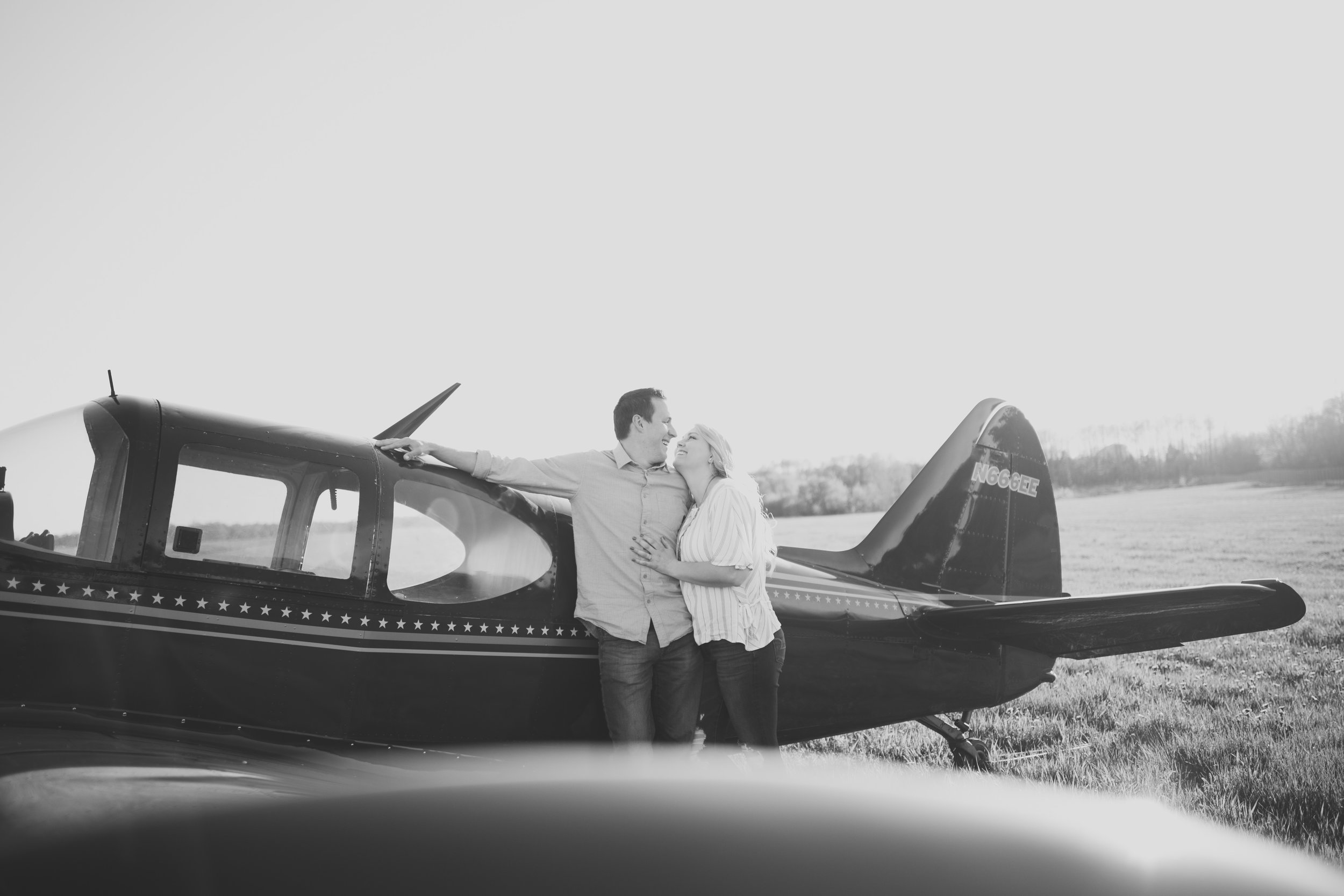 Grand Rapids Photographer - J Darling Photo - jessica darling - grand rapids wedding photographer - sparta airport - sparta michigan - jasmine and jeff engaged 034.jpg