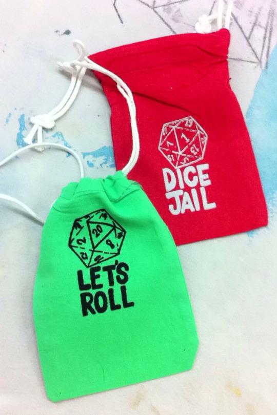 Dice Bags