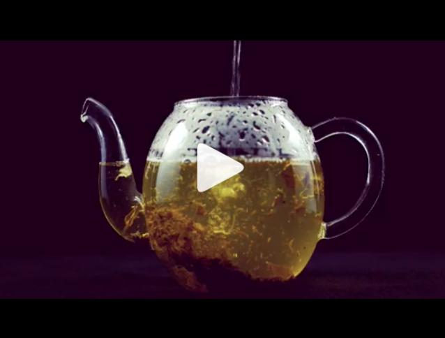 Tea cinemagraphy