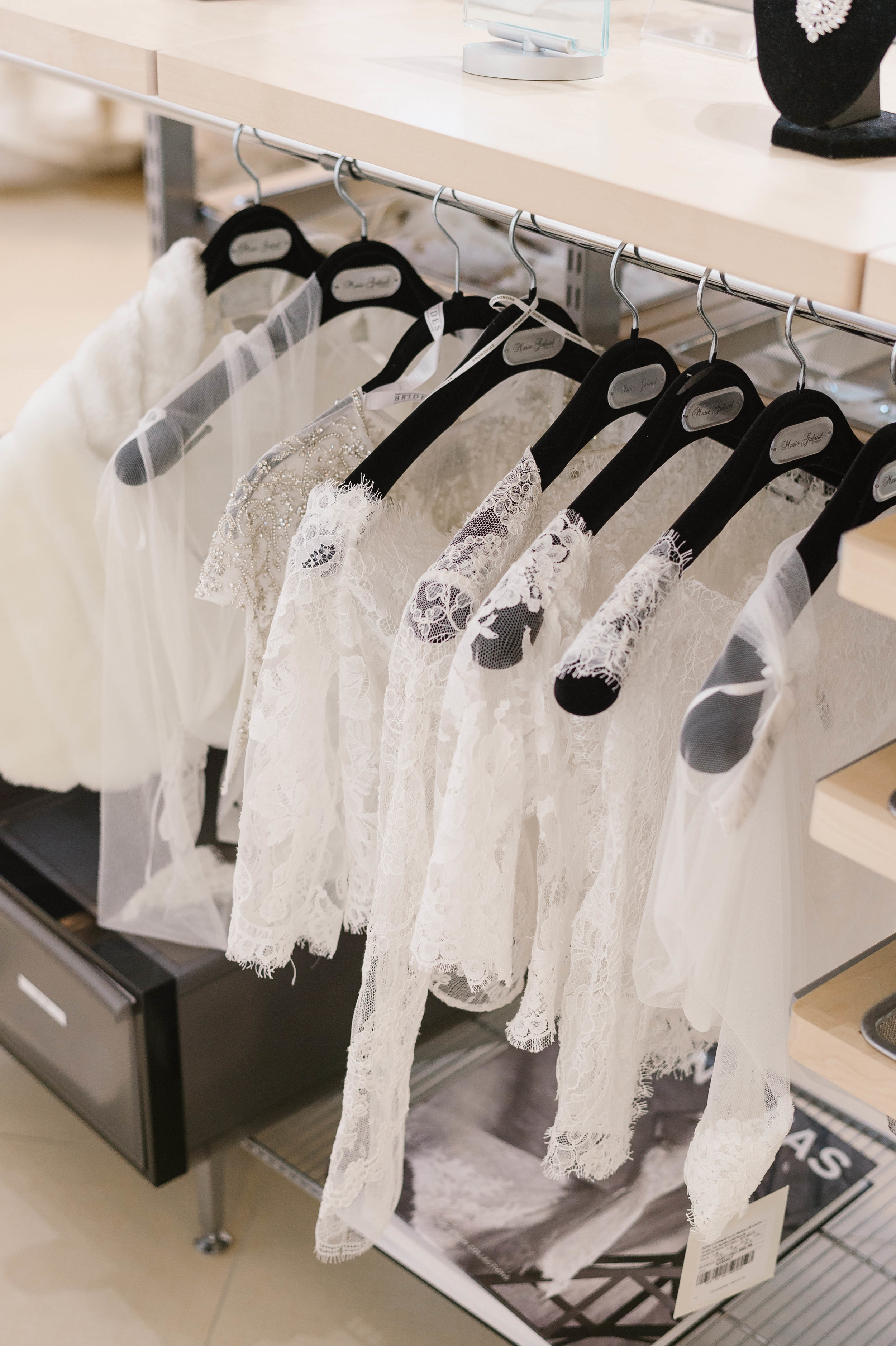 Pronovias Accessories , jackets and shawls