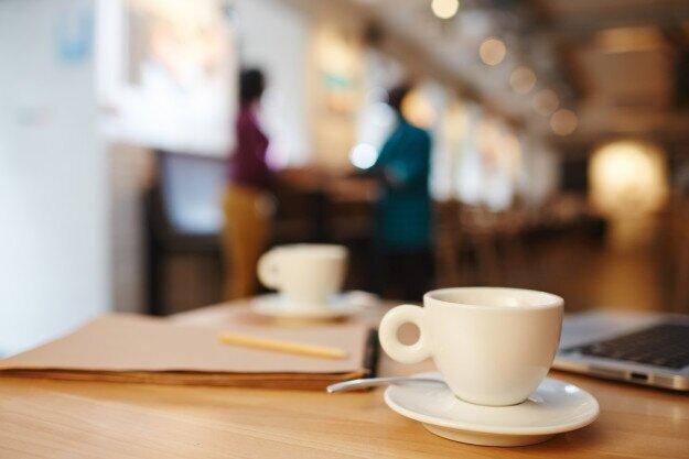 AGENDÁ UN CAFÉ CON EL EQUIPO -
