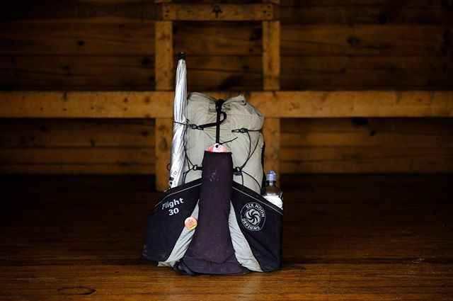 Day: 38  Miles: 20.0 Total: 806.7  800 miles down!  @sixmoondesigns If you've got a light load and wanting to keep it that way look into #sixmoondesigns gear. I've got their Deschutes +, Flight 30 fastpack, and their umbrella. All 3 have been durable and got the job done well. Support your cottage industry!
