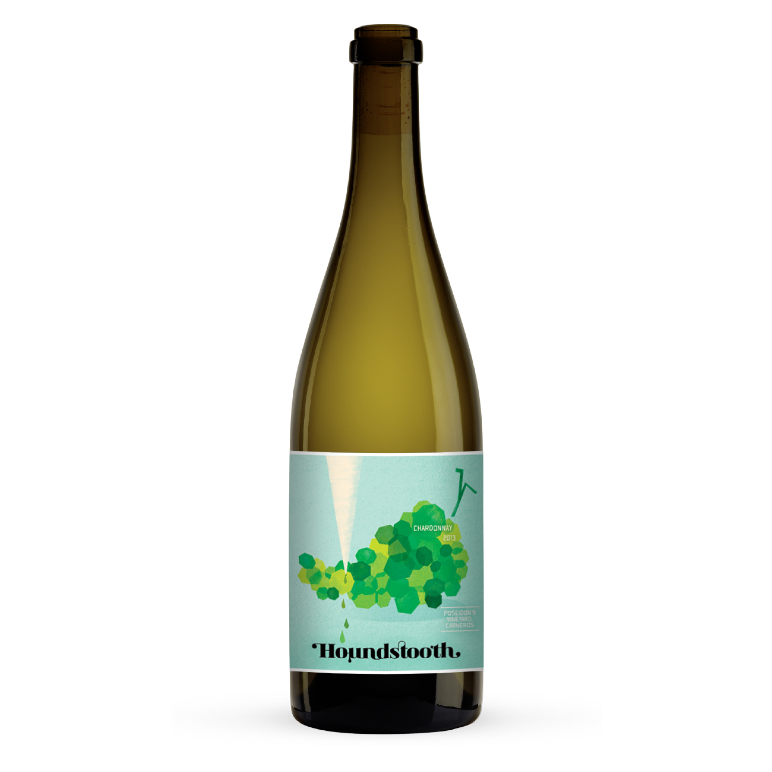 2013 Poseidon's Vineyard Chardonnay - The 2013 vintage was wound up for a long time, but is just hitting its stride now. This wine offers a nose of golden apples, sea foam, and marzipan. On the palate it is broad and long, with just enough acidity to keep the wine moving. It aged for 18 months in neutral French oak barrels. 50 cases produced.$35