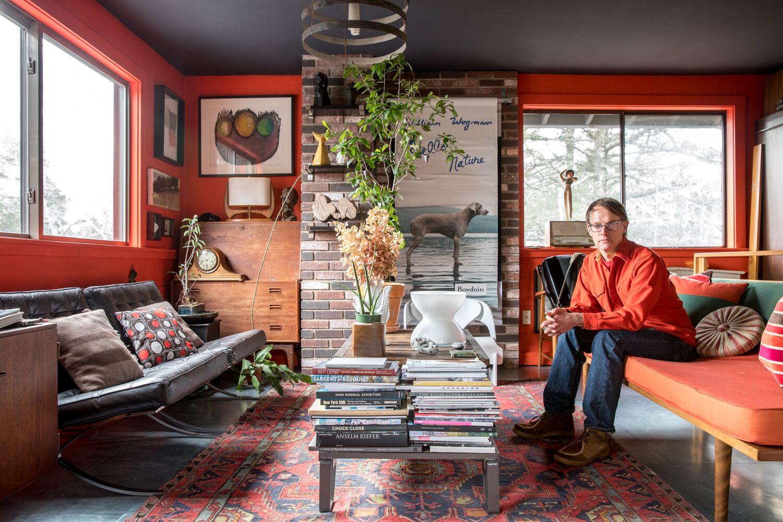 DAN DOWD - Artist, collector, vintage enthusiastPhippsburg, Maine
