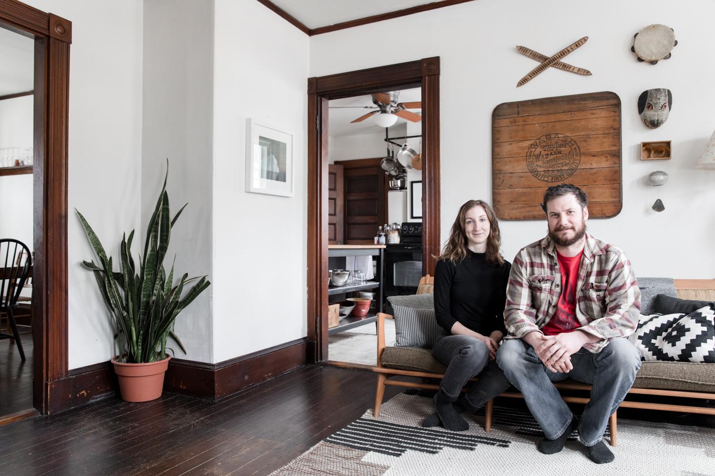 CAIT GIUNTA + NED ROCHE - Artists, gallery owners, entrepreneursYork, Maine