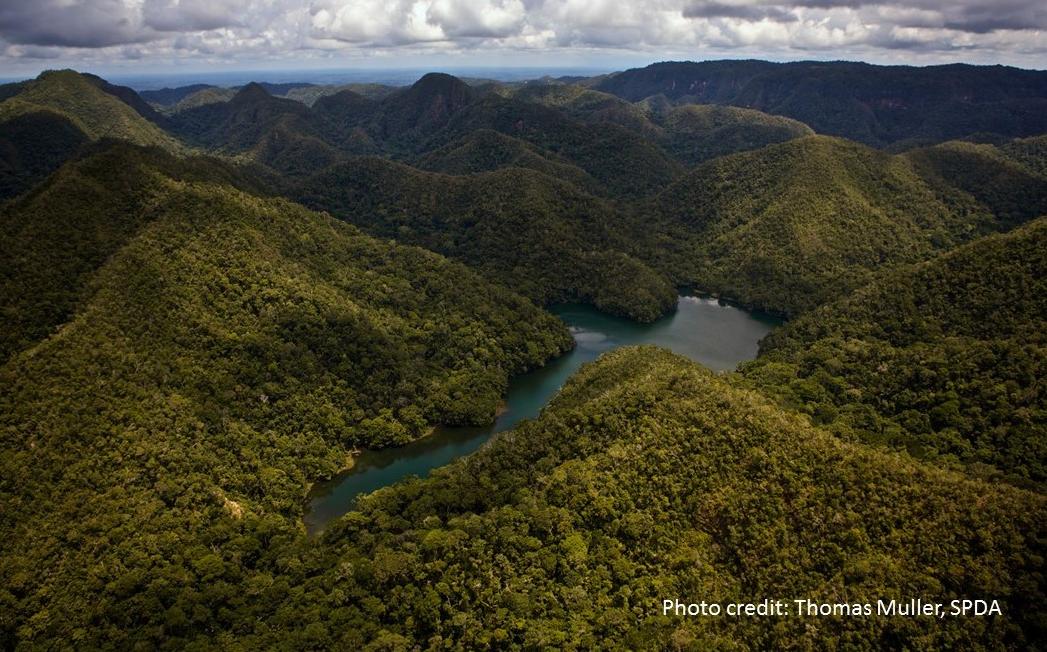 Sierra del Divisor National Park