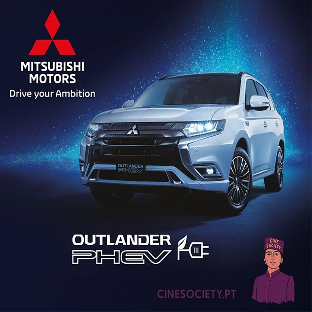 We are proud to present @mitsubishimotorspt as our official 2019 season partner! Their support makes it possible for us to continue expanding our outdoor cinema events. 👏  See why the 2019 Mitsubishi Outlander PHEV is the world's best-selling plug-in hybrid SUV. Now available in Portugal with more power, handling, efficiency, and versatility. 🚗  Head over to the Mitsubishi website and learn more about the future of cars!  https://www.mitsubishi-motors.pt