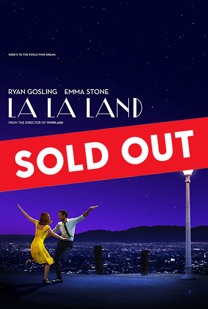 La La Land sold out.png