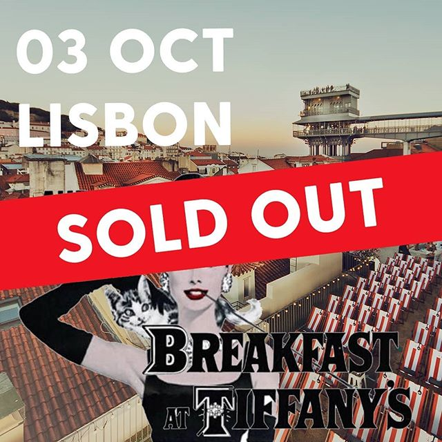"The ""Breakfast at Tiffany's"" event, this Thursday evening at Topo Chiado, is already sold out! 🙏⠀ ⠀ If you don't have tickets, no worries because in October we have more classic movies coming up! What about ""Reservoir Dogs"", ""Top Gun"", ""The Great Gatsby (2013)"", and ""The Rocky Horror Picture Show""? 📽️⠀ ⠀ Head over to our webshop and book your seats right now! ⏩ https://www.tickettailor.com/events/cinesociety"