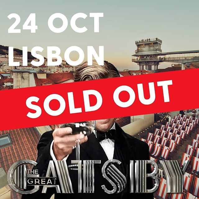 """Once again, we can announce that our next event is SOLD OUT! 👏⠀ ⠀ No more tickets for """"The Great Gatsby"""" available but you still can get yours for our very last movie night of this season! On Thursday the 31st of October, we finish this year with the Halloween cult classic: """"The Rocky Horror Picture Show"""" 🎃⠀ ⠀ To book tickets, check the link in the bio and make sure your seat is guaranteed for this special evening! 🥂"""