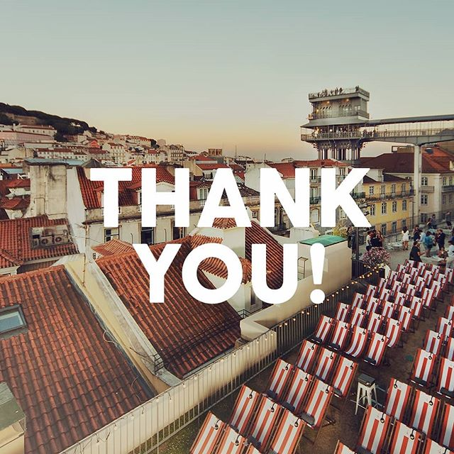 Wow this went so fast! After 6 months and over 50 outdoor rooftop cinema events, our 2019 season has come to an end. 😲⠀ ⠀ We cannot thank all of you enough for the overwhelming interest in Cine Society and our events. This season has been a major success and we promise to be back next year with much more great movie evenings! 🤗⠀ ⠀ Also, we are grateful for the support of our sponsors Mitsubishi Motors Portugal and Sherlock and last but not least, our venue partners Topo Chiado and Hotel Baía Cascais! 🙏⠀ ⠀ We see you again in 2020! ❤️