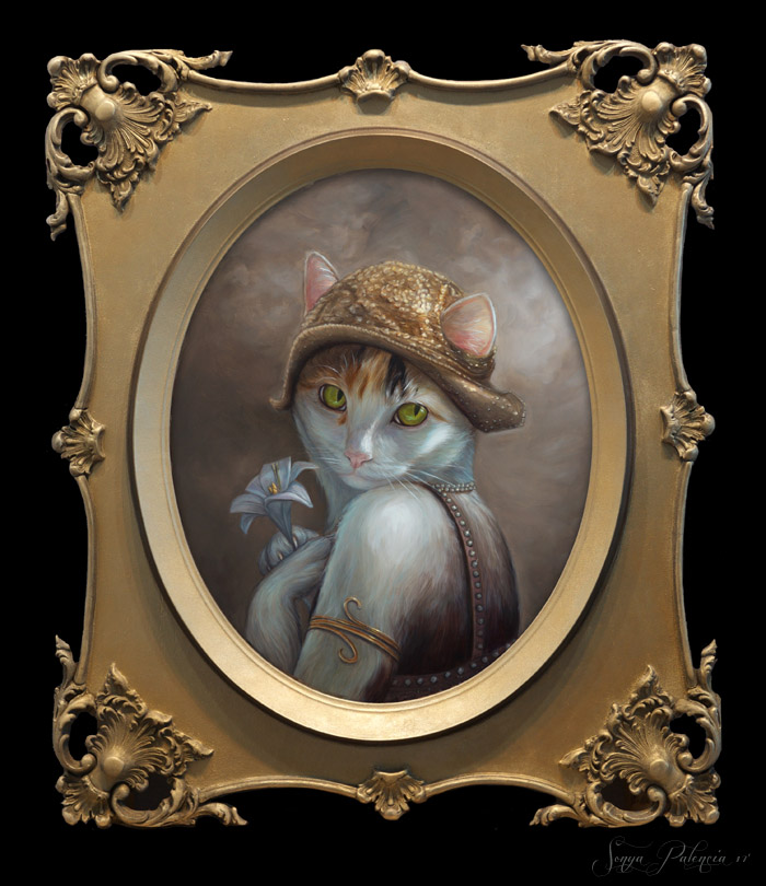 The final portrait!