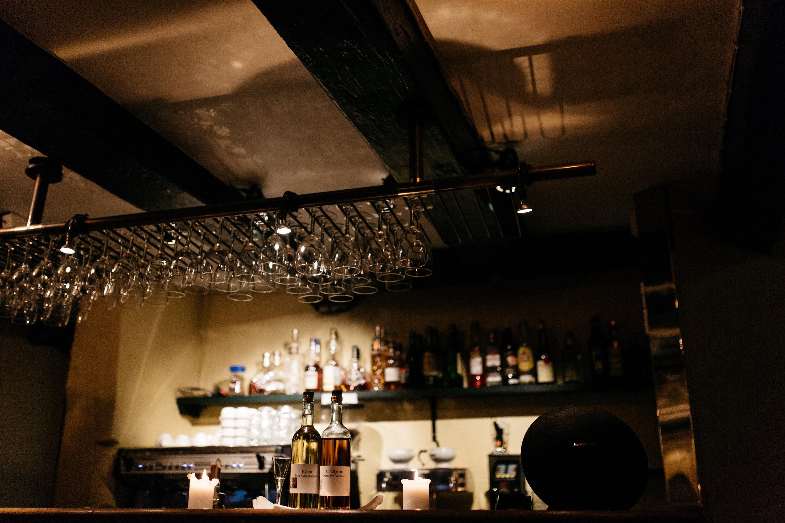 Indoor cafes and restaurants in Copenhagen