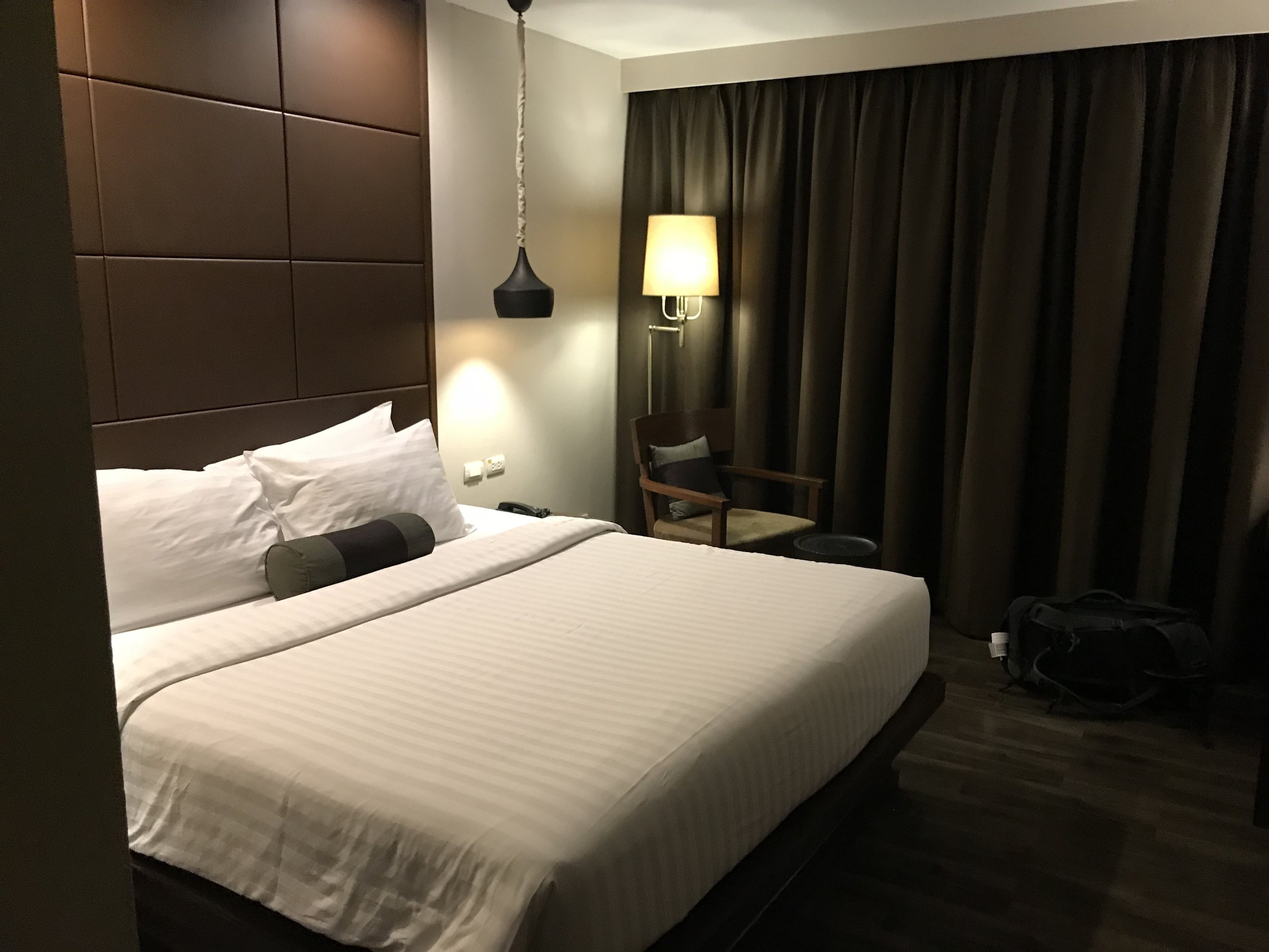 Hotel Casa Nithra Bangkok.JPG