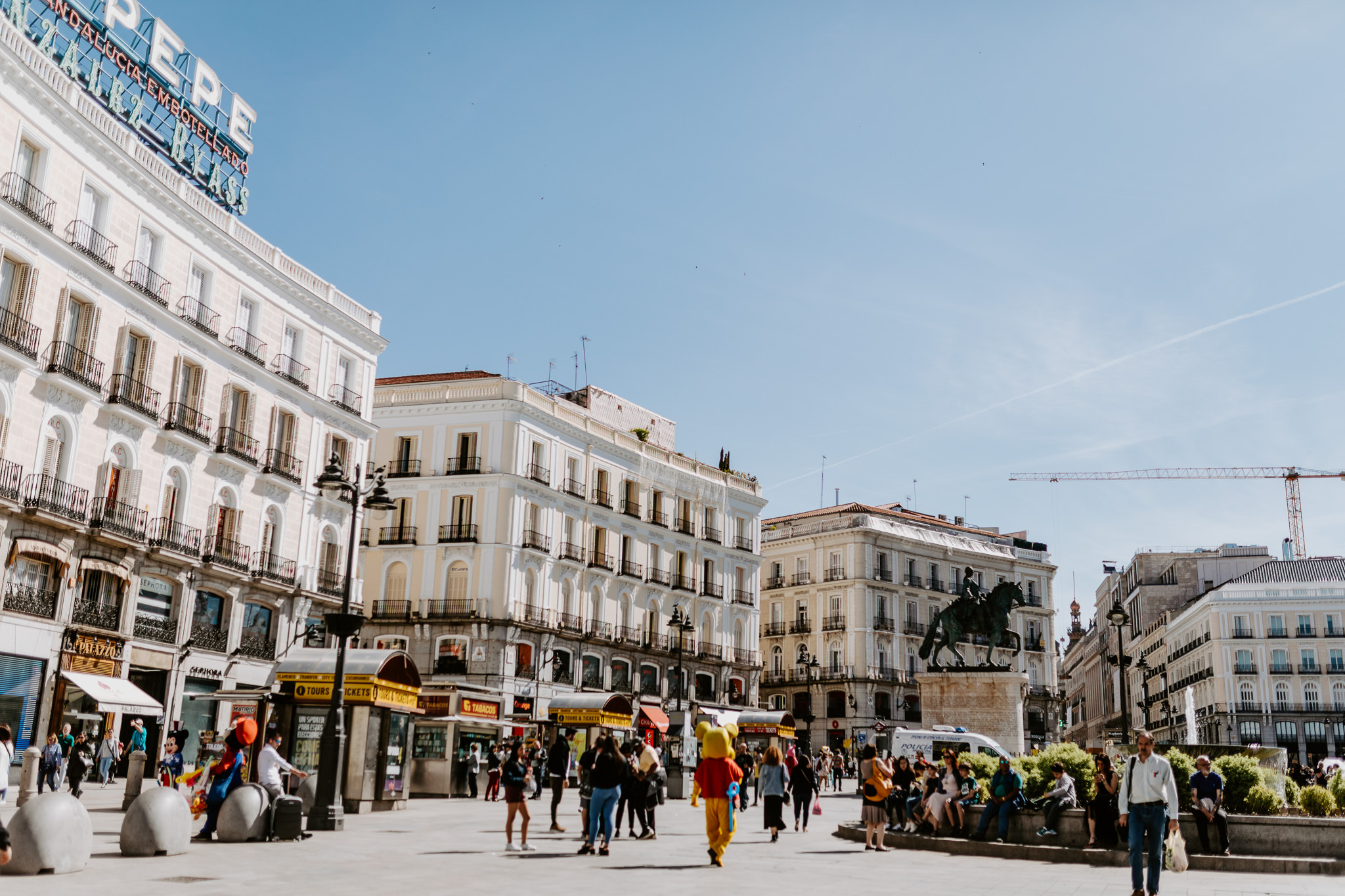 Puerta del Sol Free Walking Tour