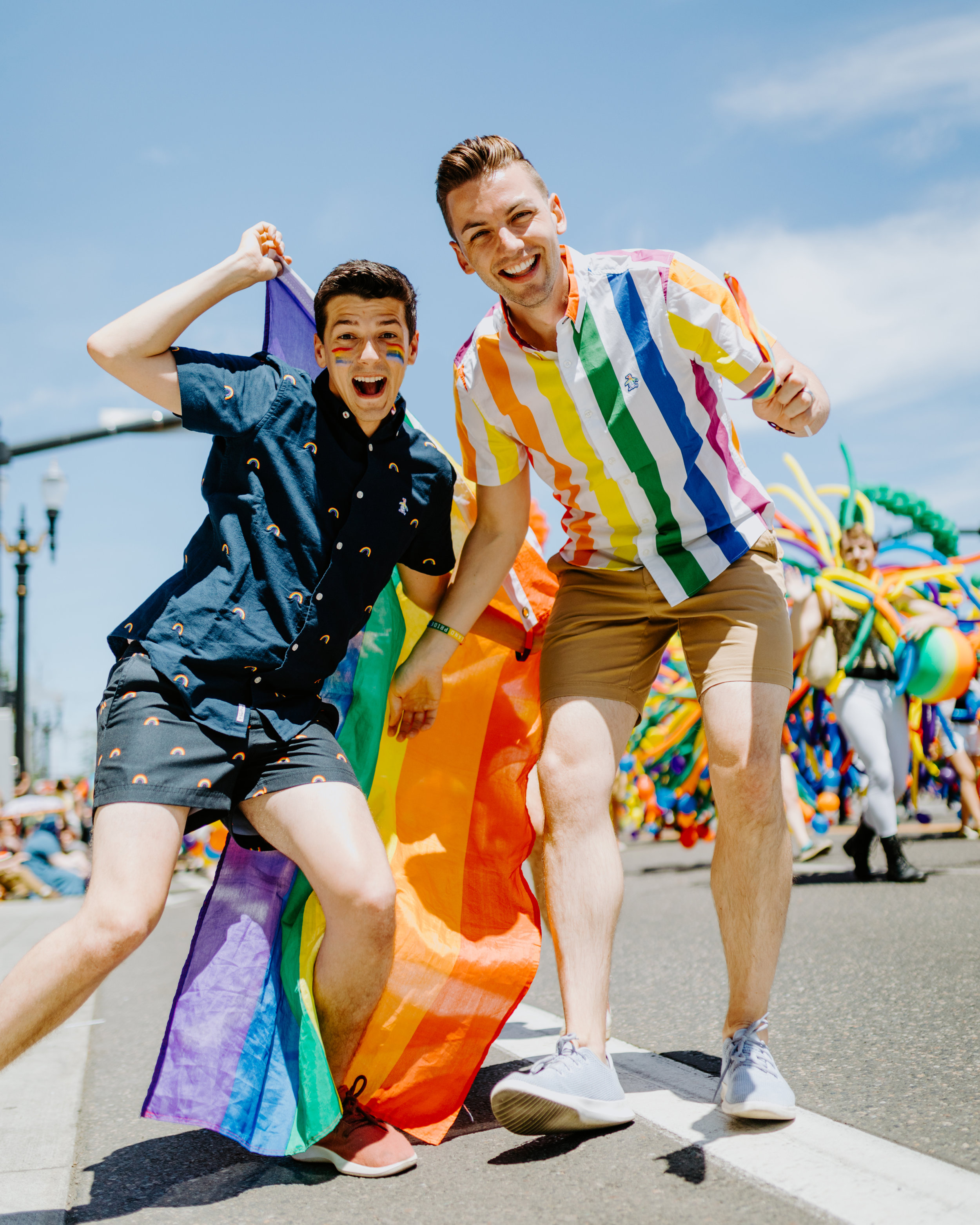Hello! - We're Michael and Matt! Two travel-obsessed husbands from Portland, Oregon. We are sharing our stories to bring you the best of the best in LGBTQ+ travel destinations, gay travel tips, hints, and advice from local guides and the experts themselves! We hope that what we share not only inspires you to travel, but provides you with the information you need to plan your itineraries and take the best trips of your life!We first met in 2014 over YouTube, through posting our coming out videos. One week later, Michael purchased a flight to visit Matthew in Seattle. And the rest? Basically history! We fell in love, Matthew moved to Nebraska for a number of years to be with Michael while he worked through Dental school, and after graduation, we got married! Michael works as a full-time dentist, and Matthew works as a full-time freelance photographer and writer.When we are not traveling or working, we create and post content on YouTube and Instagram, and here on our blog!For more information on Michael and Matt's work, to inquire about a potential project, or to just say hello, feel free to get in touch.