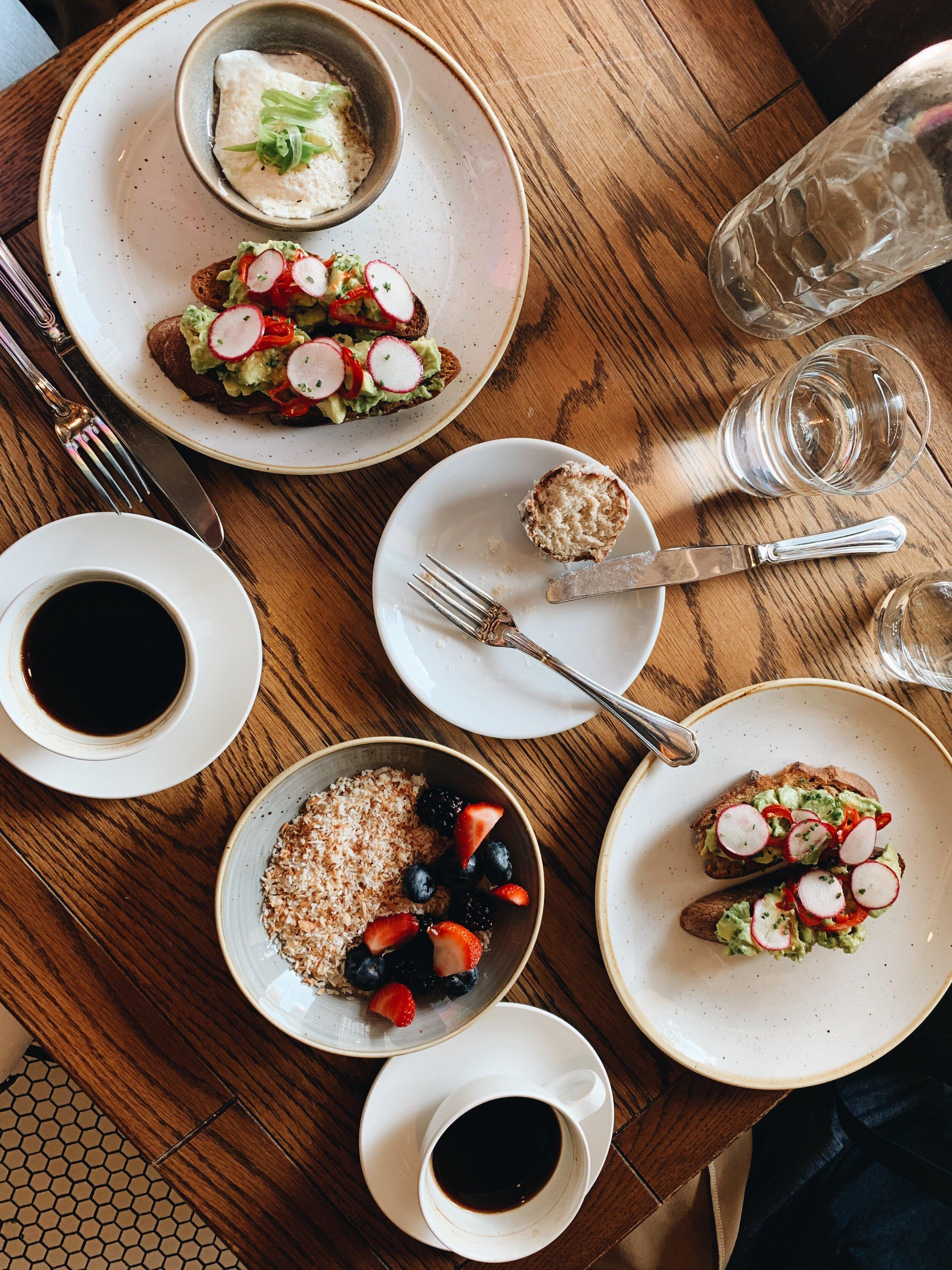 Compére Lapin Breakfast.JPG