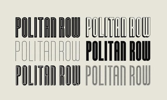 Politan Row