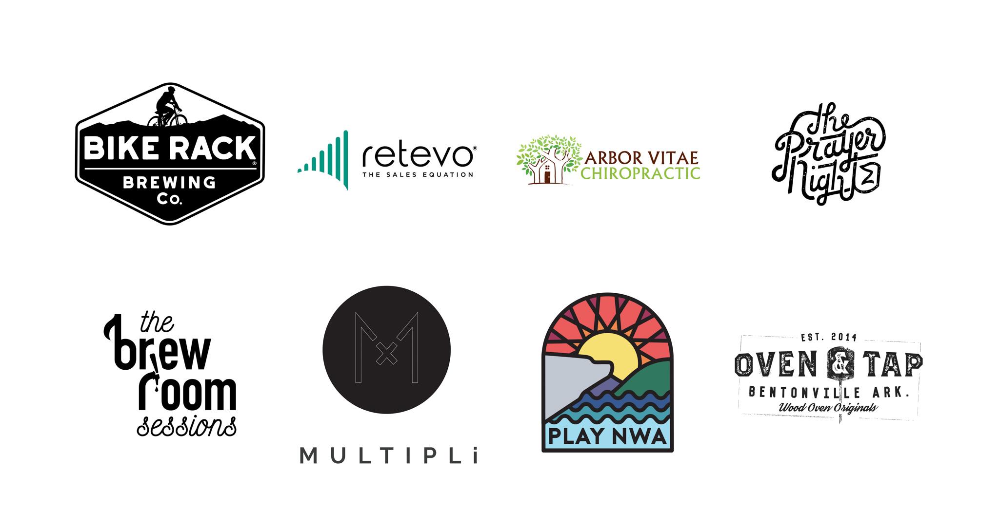 ozark collective client photo branding design marketing