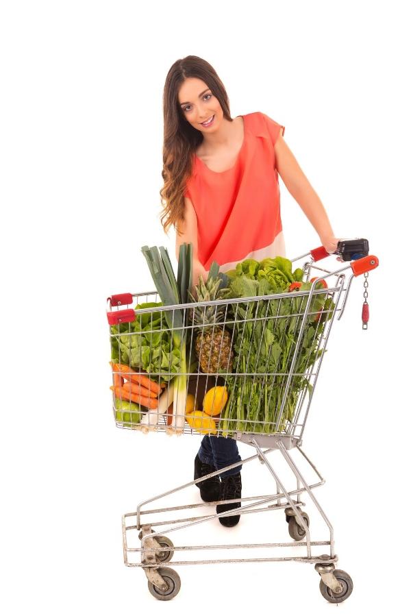 how to build a vegan pantry