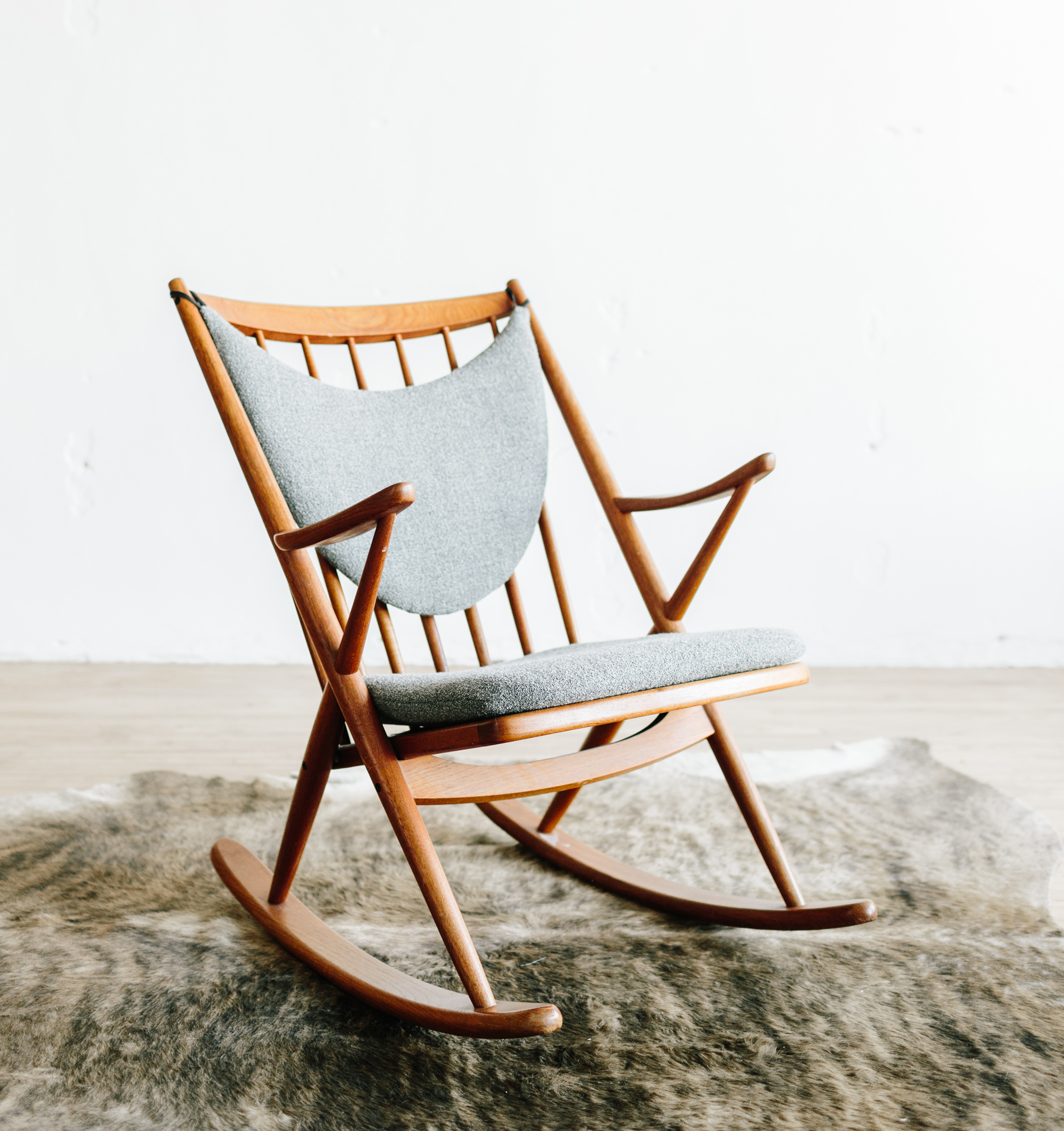professionally restored - Giving new life to vintage Scandinavian furniture is what we are passionate about. In our big box society, feel good about your considerate and unique purchase. Buy for keeps. Your kids will thank you someday.