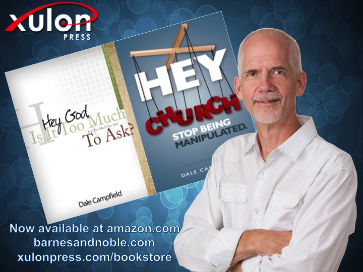 Two Amazing Books! - Written by the senior pastor of Eastgate Community Church, Pastor Dale Campfield. Our hope is that these books provide you with comfort, wisdom and understanding to help you increase the impact you can make on this world! Look below for information about these incredible books. ENJOY!