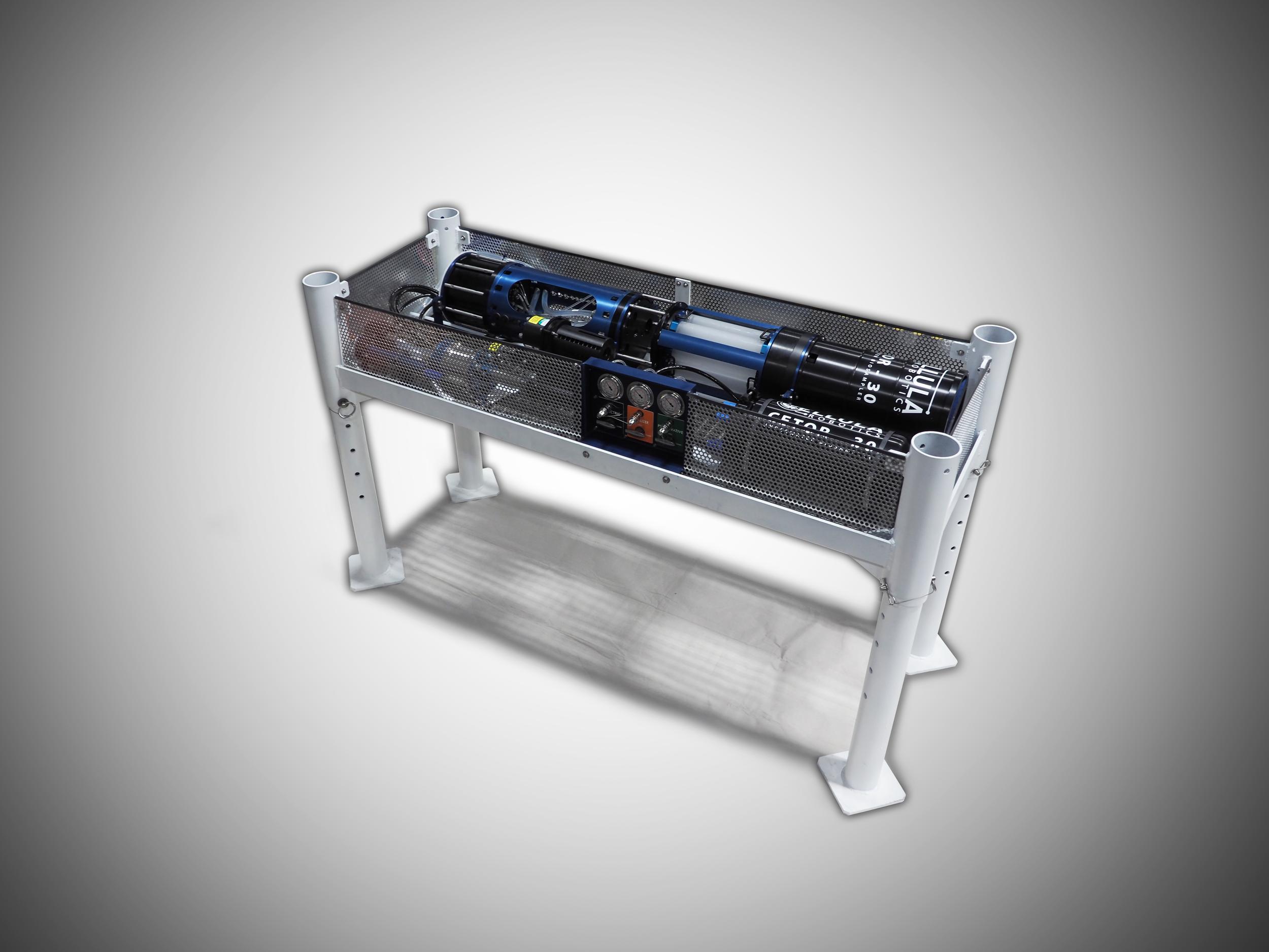 BCIP - Modular Autonomous Biosampler
