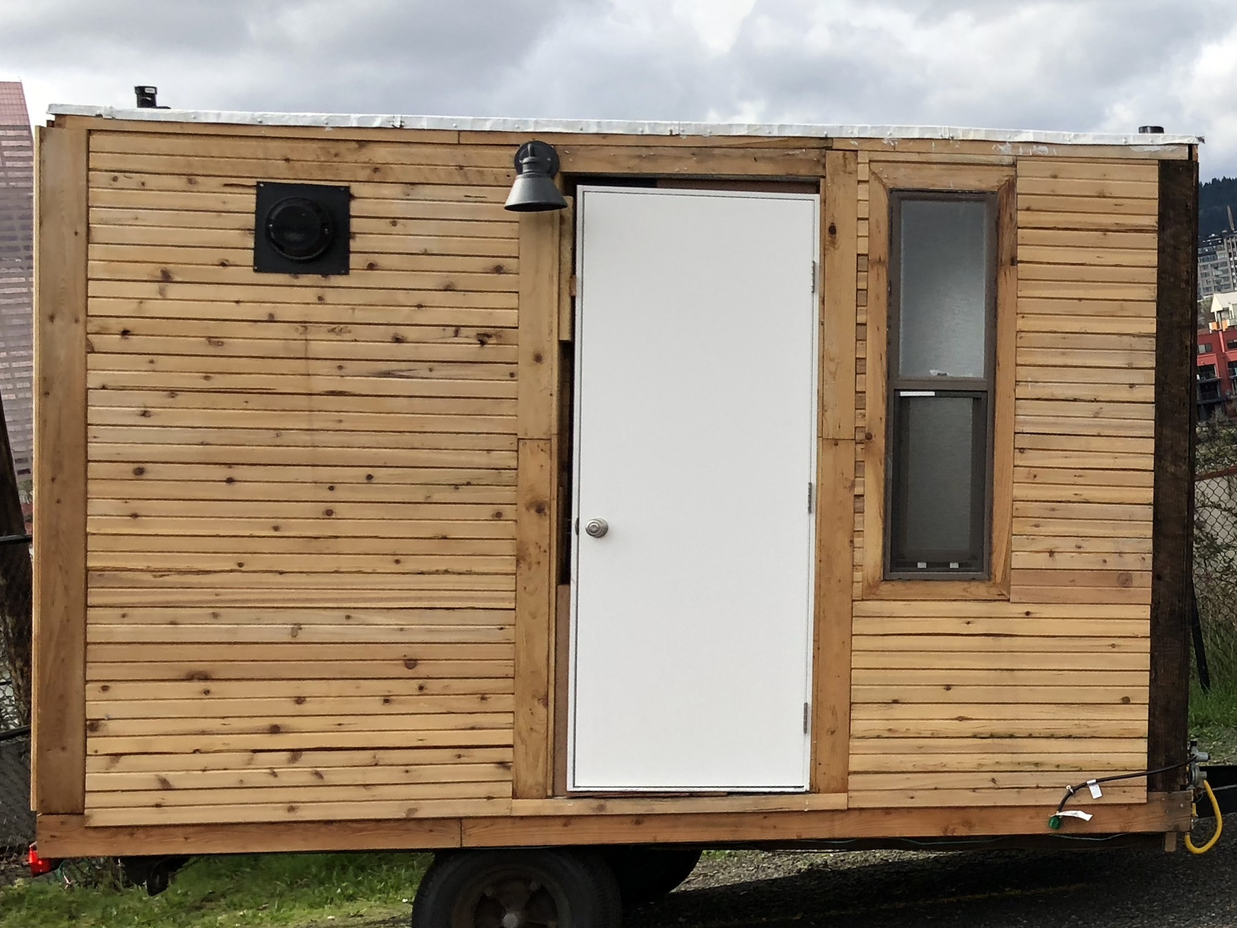 ShowerPod & WashPod - Eco-Friendly Mobile Hygiene Facilities For Houseless Villages