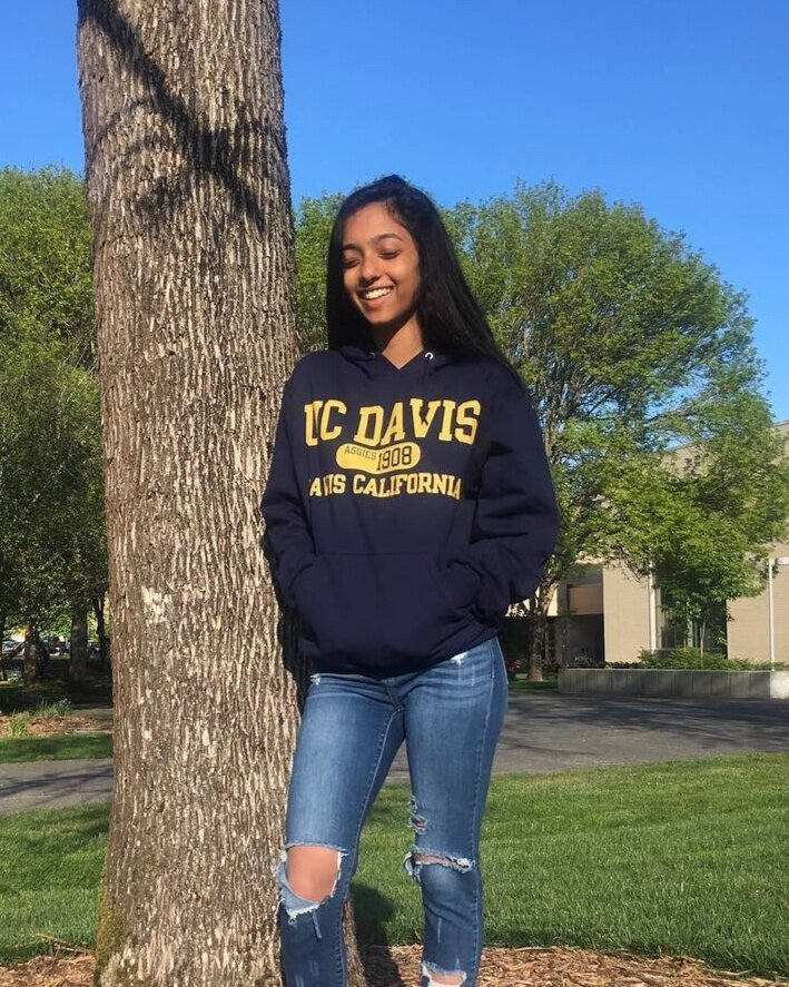Anjali Haripriyan    Founding Member    UC Davis College of Engineering '23