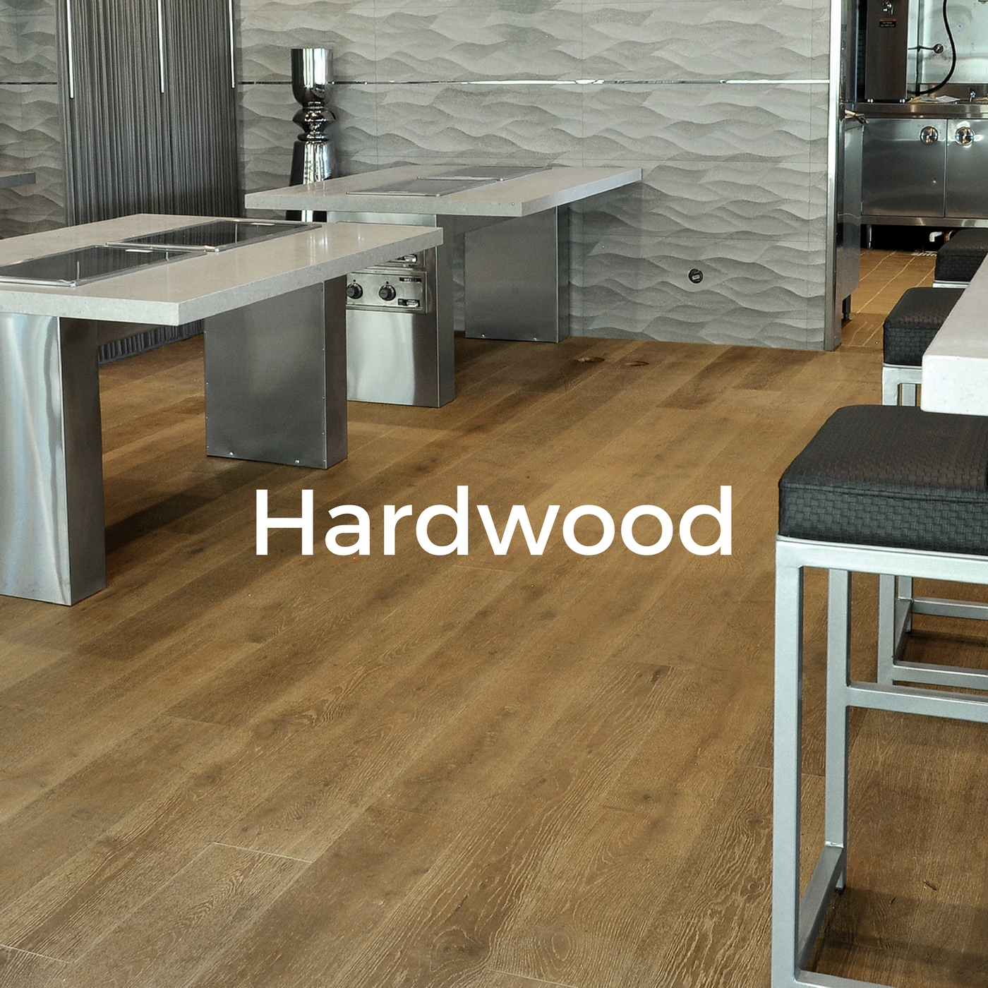 Flooring Solutions - Commercial
