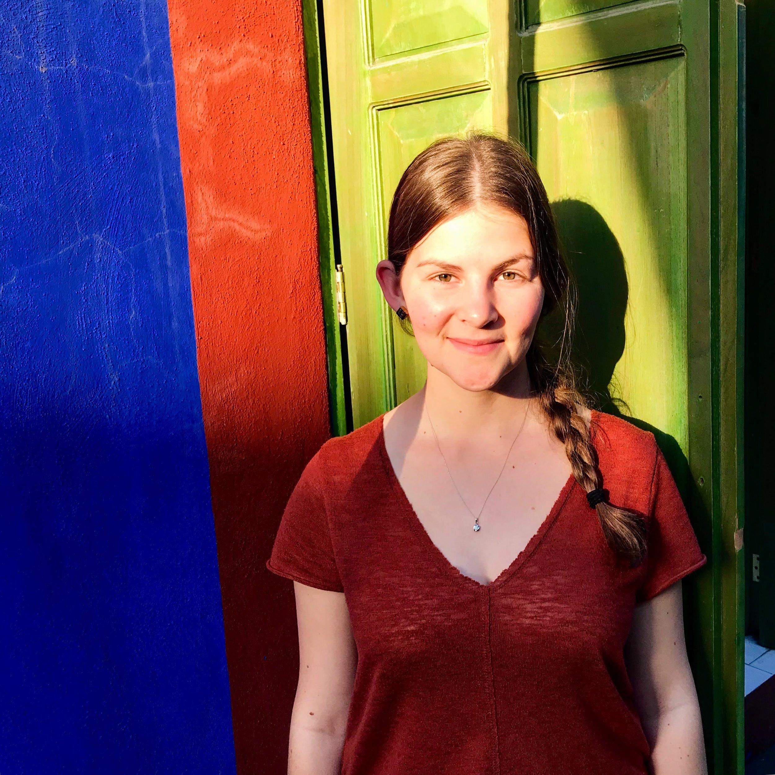 Alison Comrie - season 2 producer