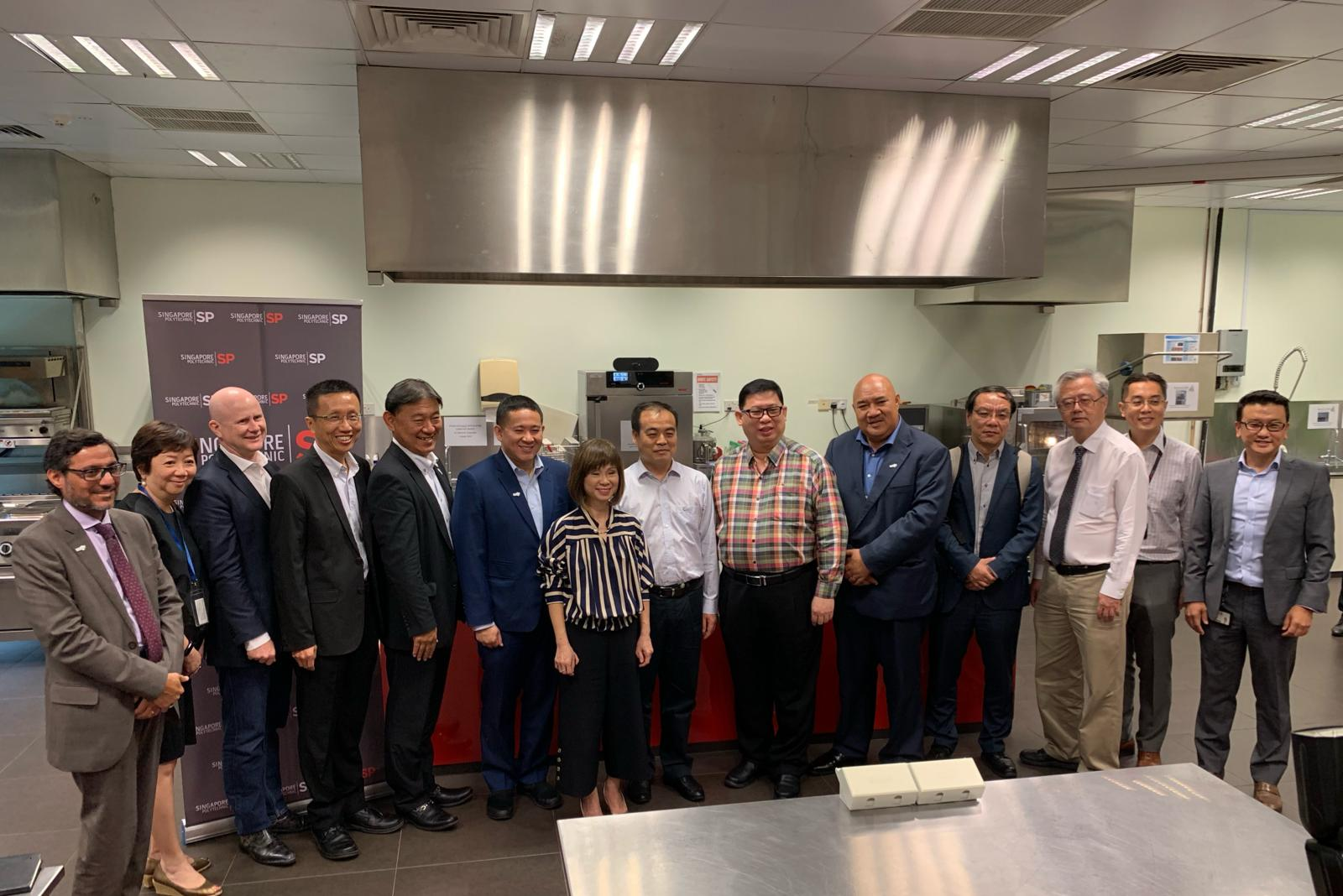 Asian Ministerial Delegation reviews Nucane as part of the fight against Diabetes.